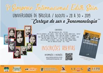 V Simpósio Internacional Edith Stein
